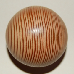 Holzkugel Lärche 6 cm