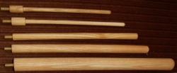Stab für Bassblockflöte (5. von  oben)