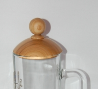 Bierglasdeckel